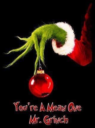 You're A Mean One Mr. Grinch Christmas phone wallpaper