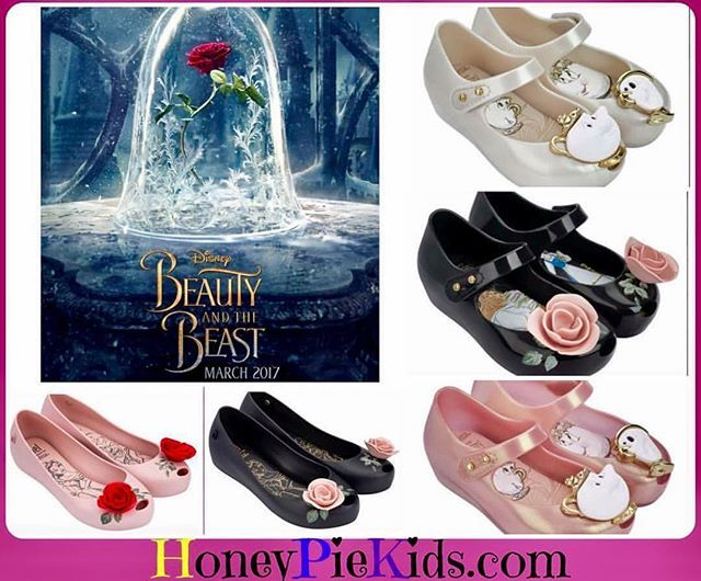 Shop our shoe sale at honeypiekids.com.  All Mini Melissa shoes are 20% off w/ coupon code: shoes20 #minimelissa