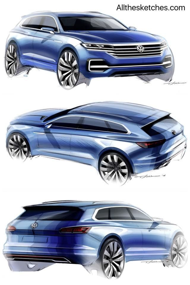 Best Suv Concepts And Sketches Images On Pinterest Automotive