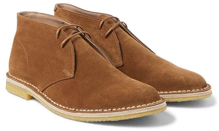 Bruna skor