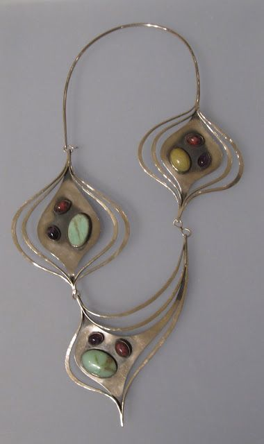 Modernist Jewelry of Art Smith.