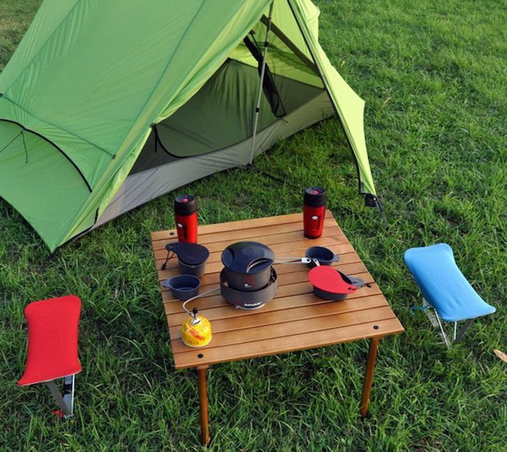 four Of The Greatest Out of doors Tenting Tables To Hold In Your RV