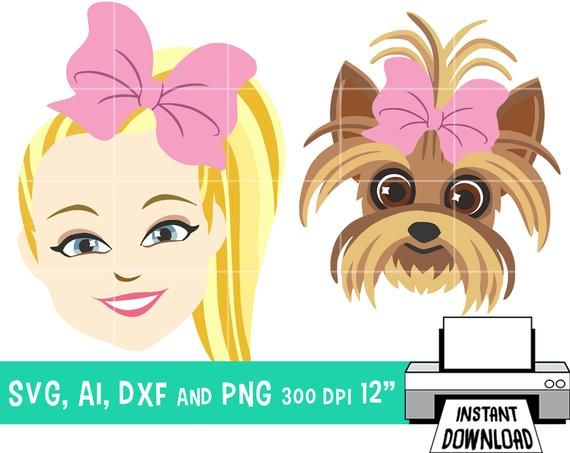 Jojo Siwa Bow Bow Show Clip Art 8 Images Png Svg Ai Dxf Etsy Jojo Siwa Bows Jojo Siwa Jojo Siwa Birthday
