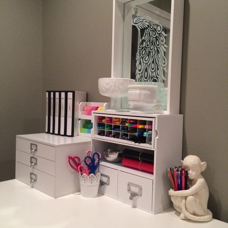 Top 74 ideas about planner organizing your supplies on for Michaels craft storage cart