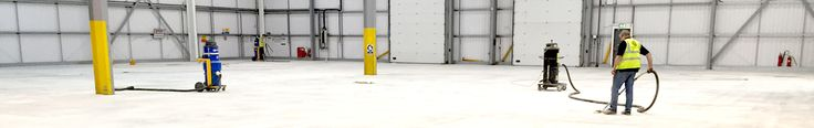 Industrial Floor Coating & Quality Industrial Floor Painting Services