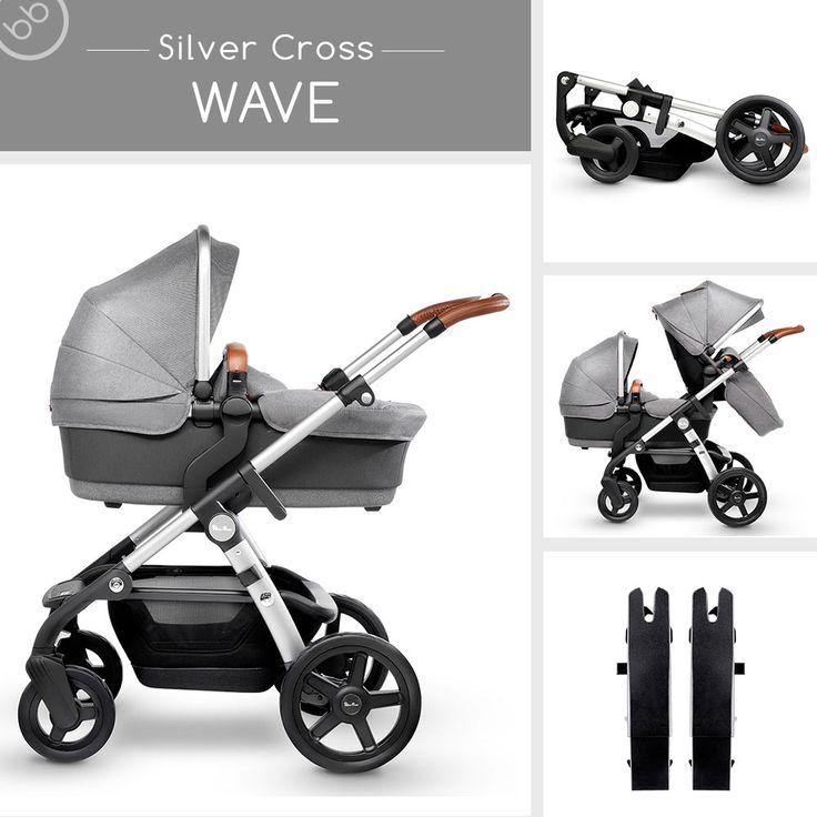 PREORDER THE SILVER CROSS WAVE #SilverCrossWave #Sable #Granite #Claret #MidnightBlue