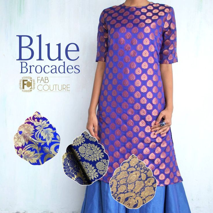 Find Bold Blue Brocades only at #FabCouture! #DesignerFabric at #AffordablePrices.  Buy your stock of fabric from: https://fabcouture.in/catalogsearch/result/?q=brocade #Kali #DesignerDresses #Fabric #Fashion #DesignerWear #ModernWomen #DesiLook #Embroidered #WeddingFashion #EthnicAttire #WesternLook #affordablefashion #GreatDesignsStartwithGreatFabrics #LightnBrightColors #StandApartfromtheCrowd #EmbroideredFabrics
