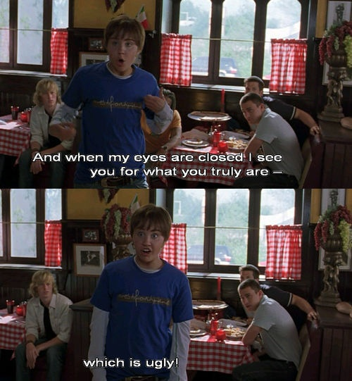 Shes the man...goshhh i love this movie!: Giggle, Movies Tv, Favorite Movies, Funny, Things, Movie Quotes, She'S The Man