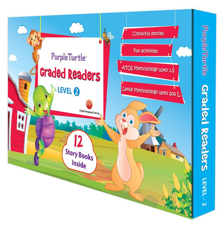 English Graded Readers, The level 2 features simple sentences, predictable sentence structures, & familiar themes. amzn.to/2oCtTL7