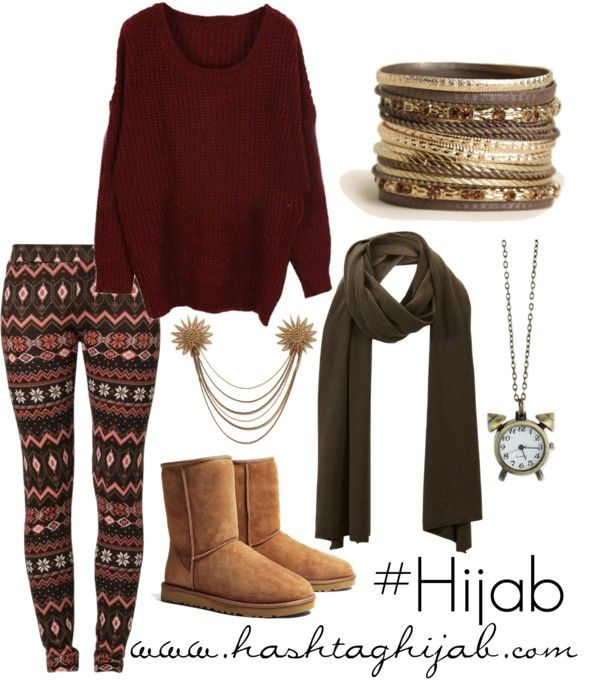 Hashtag Hijab Outfit #5 not the tights... nor the boots.