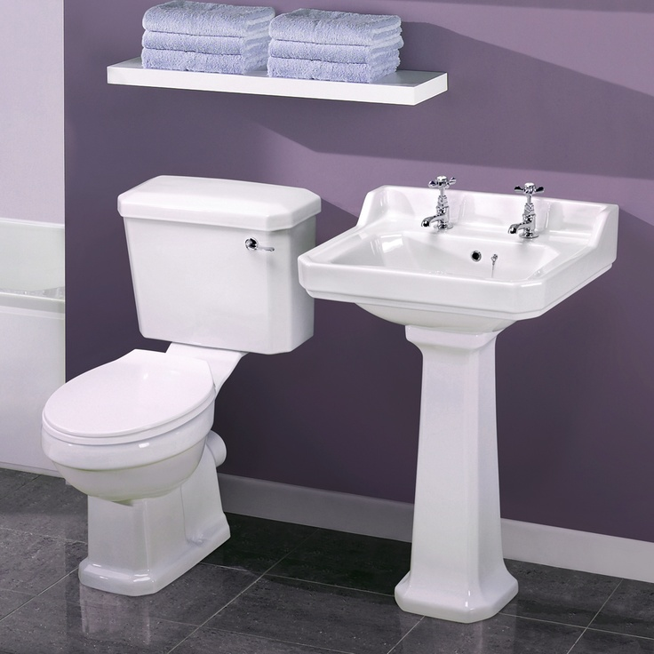 The 15 best images about cloakroom suites on pinterest for Cheap bathroom suites