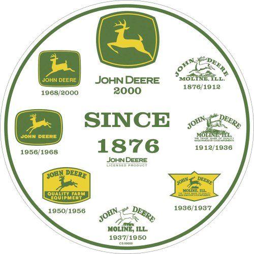 vintage john deere logo - Google Search