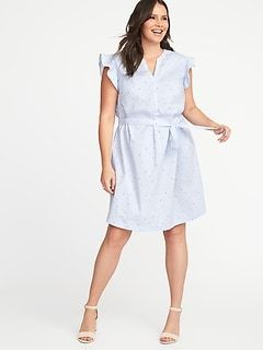 Women's Plus:Dresses by Fit|old-navy