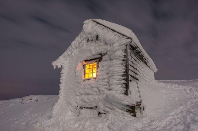 Ice palace © Espen Haagensen