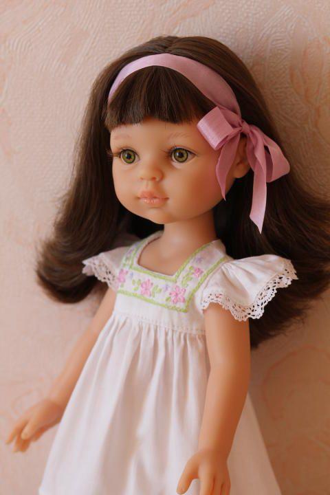 Этот нежный цветок / Paola Reina, Antonio Juan и другие испанские куклы / Бэйбики. Куклы фото. Одежда для кукол