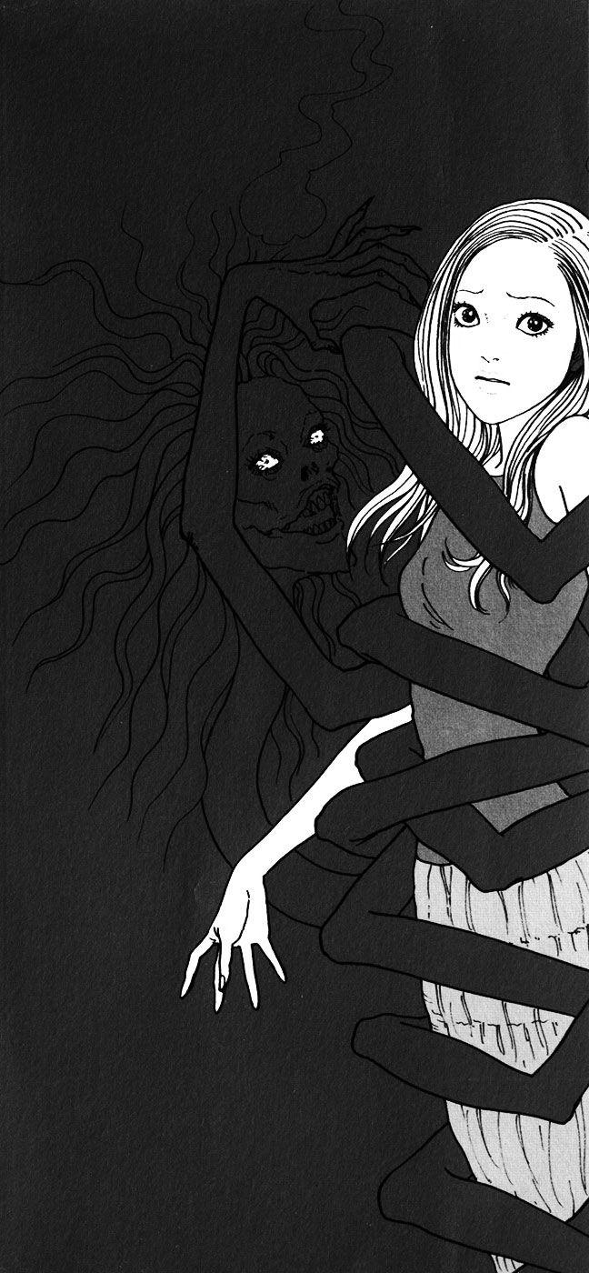 Mimi no Kaidan (Mimi's Ghost Stories) - by Junji Ito