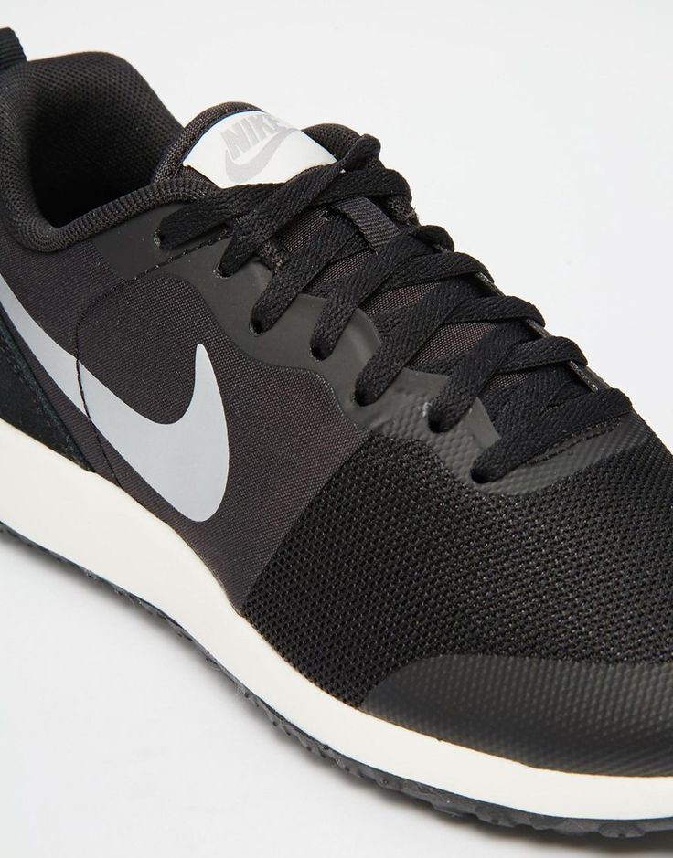 Image 4 of Nike Elite Shinsen Black & Silver Trainers
