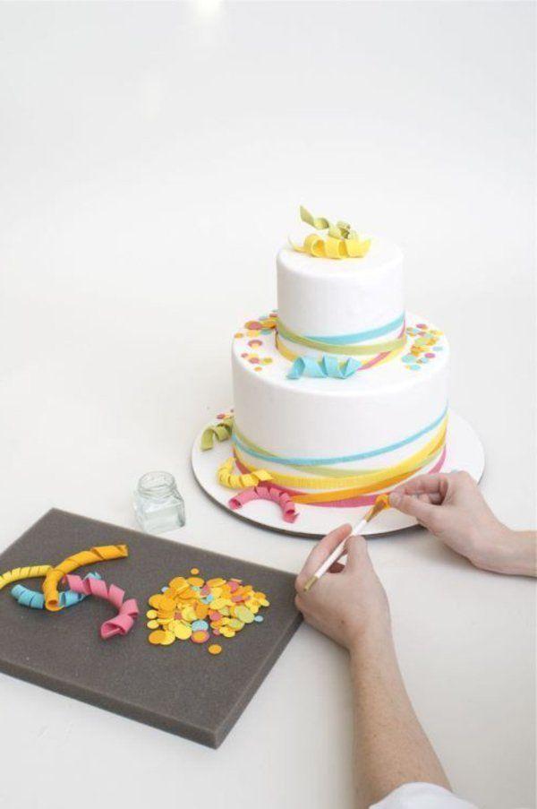 Gâteau anniversaire enfant ou adulte - diy'