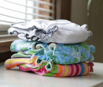 Getting started with cloth diapering on the cheap