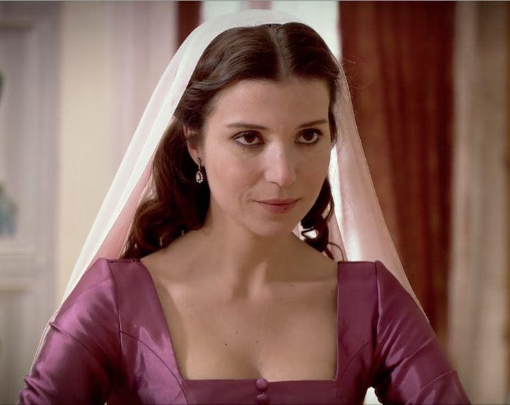 "Hatice Sultan - Magnificent Century - ""A Bad Omen"" Season 1, Episode 19"