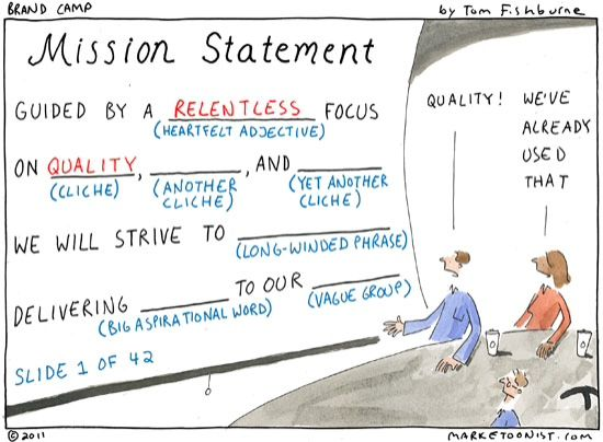 Best  Mission Statement Template Ideas On   Business