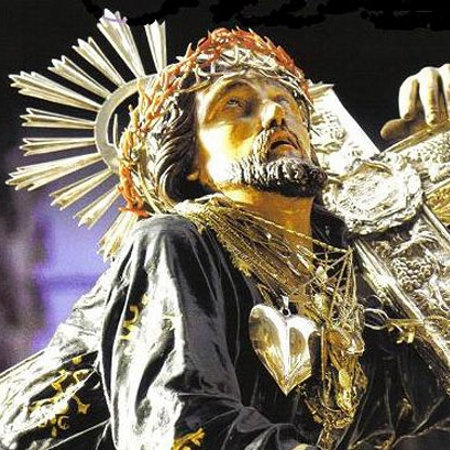 There are a lot of religious events and ceremonies in Trapani's province    Read more: http://technorati.com/lifestyle/travel/article/holy-week-comes-to-life-in/#ixzz1nbNDru8J