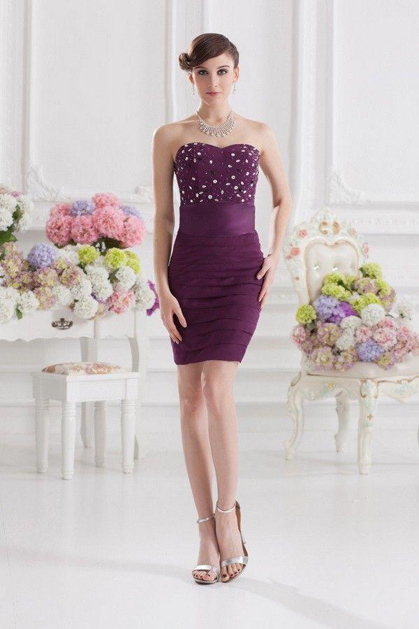 153 besten Cocktail Dresses Bilder auf Pinterest   Kleider für ...