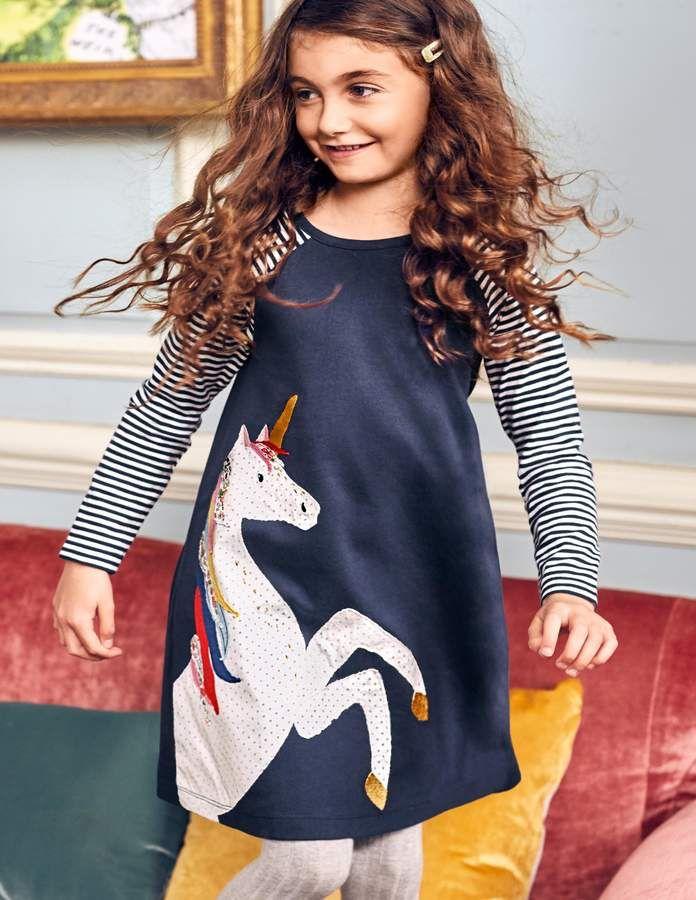 d0362c902bac Boden Big Applique Jersey Dress