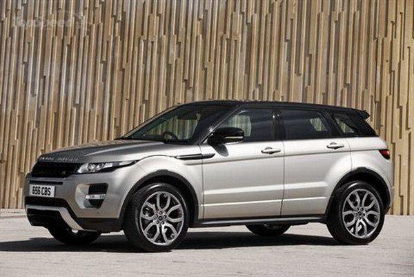 2014 Land Rover Range Rover Evoque_e