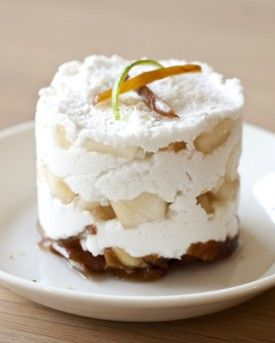 Taartje van dadel, kokos en peer - Recepten - Culinair - KnackWeekend.be