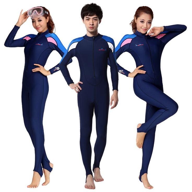 Защита от солнца подводное плавание полный боди купальник погружения серфинг гидрокостюм высокое качество погружной одежда