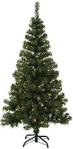 Best Season 60903Ottawa LED Prelit Tree, lit