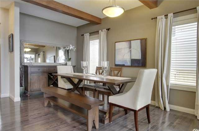 Reimagine Designs - Silverado Bank | Dream House | dining room ideas | dining room table | dining room decor | dining room | dining room lighting