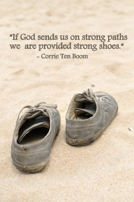 Strong Shoes for Strong Parents #SpecialNeeds #Parenting