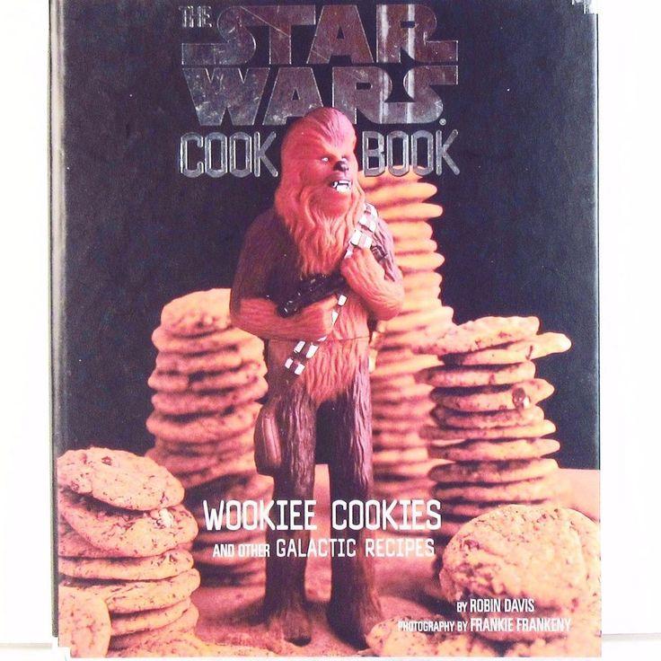 The Star Wars Cookbook Wookiee Cookies Stickers Intact