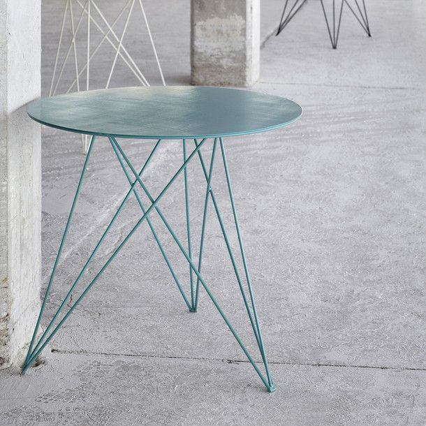 Sky Blue Bistrot Table | Serax