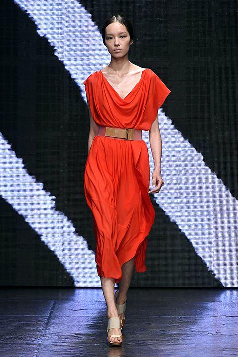 New York Fashion Week: Donna Karan New York Primavera/Verano 2015 - Foto 1 de 45