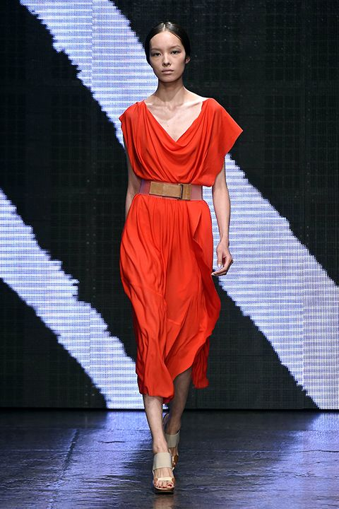 New York Fashion Week: Donna Karan New York Primavera/Verano 2015 - Foto 1 de 45