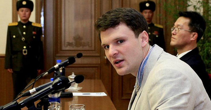 Otto Warmbier, American Student Released From North Korea, Dies  By SHERYL GAY STOLBERGJUNE 19, 2017  Continue reading the main storyShare This Page  Email