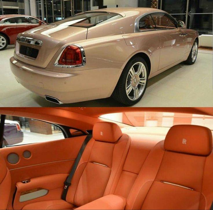 Rose Gold Bentley