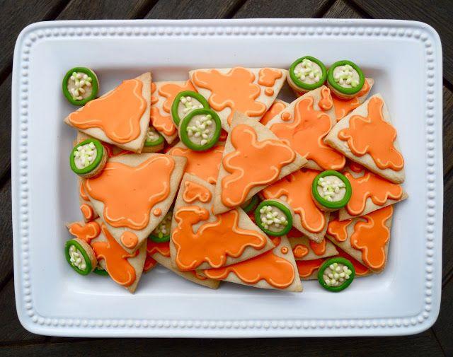 SOOOO CUTE!!!.Oh Sugar Events: Cookie Quickie: Nacho Mama's Cookies