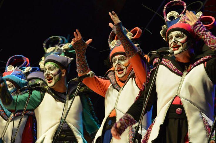 La Gran Muñeca es la murga campeona | Carnaval