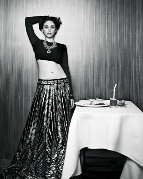 The Bride's Lookbook: Aditi Rao Hydari for Filmfare