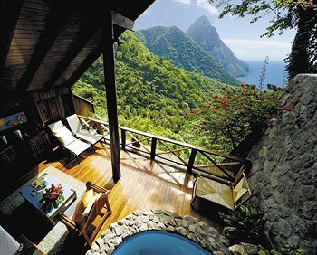 Ladera Resort, Soufriere,  St. Lucia
