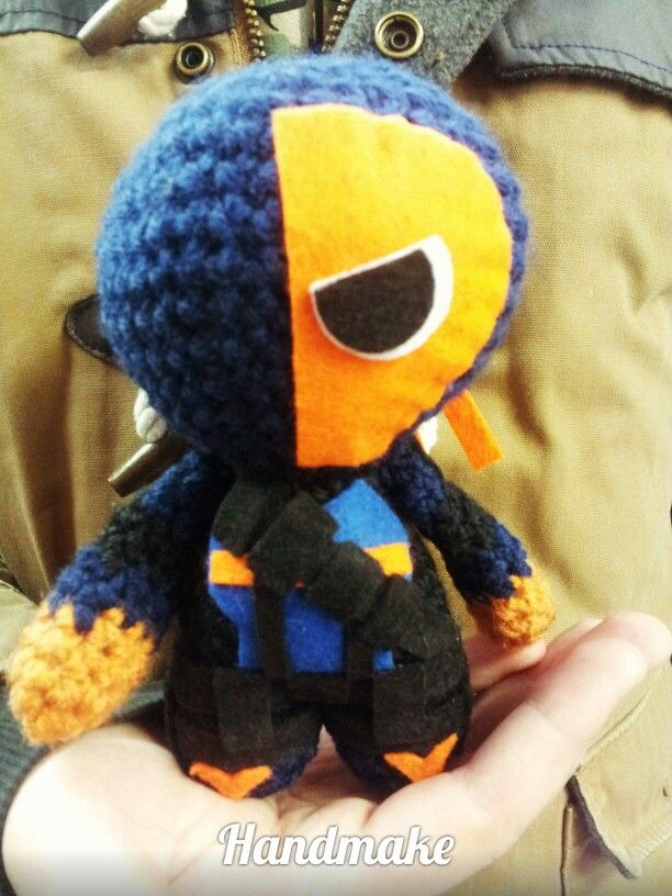 #Deathstroke #arkham #actionfigure  #handmake #handmade #crochet #instacrochet #amigurumi #dc #dccomics #Batman #Superhero #DCUniverse #etsy #toy #sladewilson #ручнаяработа #дезстроук #диси #амигуруми #игрушка #коллекционнаяфигурка #аркхэм