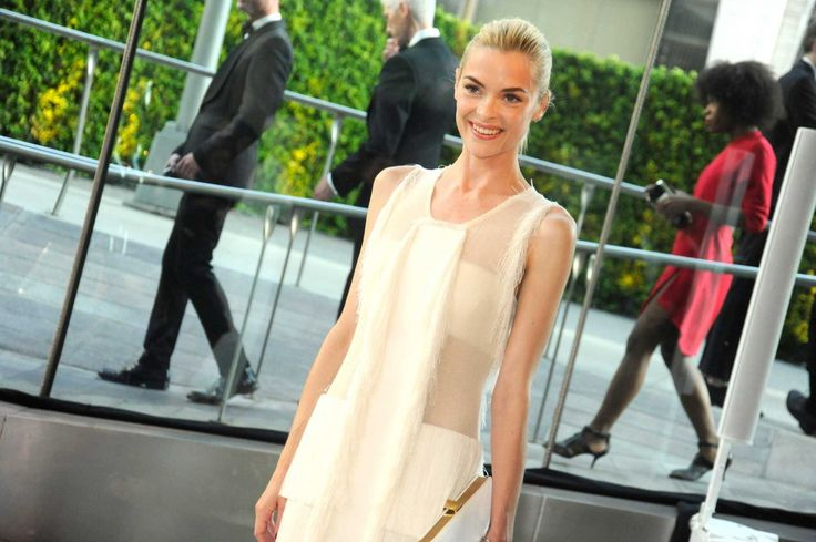 The CFDA Turns It Up on the Red Carpet - Jaimie King in Calvin Klein Collection