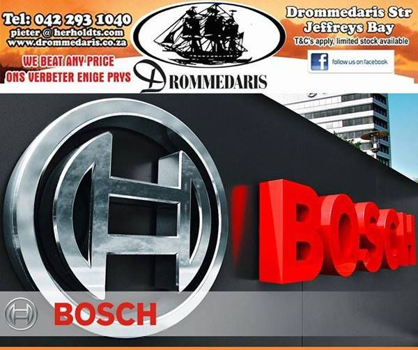 """The brand name """"BOSCH"""" was founded by Robert Bosch from Stuttgart Germany in 1886. It is also the worlds largest supplier of high quality automotive parts. #furniture #appliances #lifestyle"""