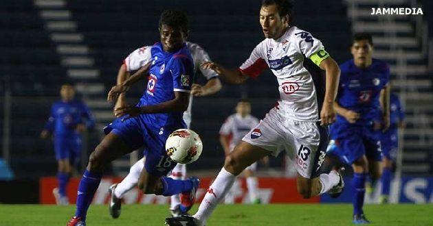 Cruz Azul se impone por goleada al Nacional (Foto: Daniel Cardenas/Jam Media)