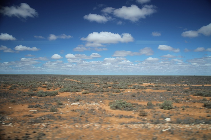 Great views over the 2 day trip from Perth to Adelaide..