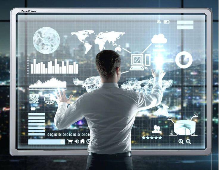 Hvordan ser fremtiden ut? - Teknologi